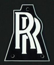 GUITAR TRUSS ROD COVER Engraved - JACKSON Randy Rhoads RR OVERSIZED XL - BLACK