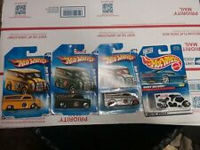 Hot Wheels Dairy Deliverys 4 Pack