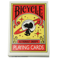 Bicycle Playing Cards (Deck)  ASTRONAUT SNOOPY Limited Japan Free shipping