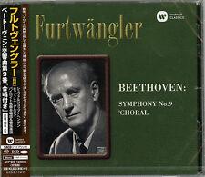 WILHELM FURTWANGLER-BEETHOVEN: SYMPHONY NO.9-JAPAN SACD HYBRID G35