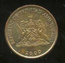 TRINIDAD ET TOBAGO    1  cent  2000   ANM
