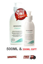 Synchroline Aknicare Cleanser 500ml + 200ml *Special Offer*