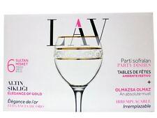 Markenlose Trinkgläser & Glaswaren aus Kristall fürs Esszimmer