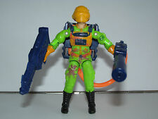 1991 GI JOE ECO WARRIORS FLINT v3 100% COMPLETE C9 - HASBRO