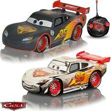 Ferngesteuertes Auto Kinder Renn Cars Turbo Racer RC Lightning Carbone Disney
