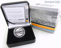 2013 $5 CENTENARY OF CANBERRA 1oz Silver Proof Coin