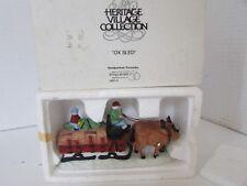Dept 56 59510 Heritage Village Ox Slex Figurine L146
