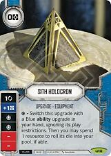 1x Sith Holocron x1 Star Wars: Destiny with Dice Rare
