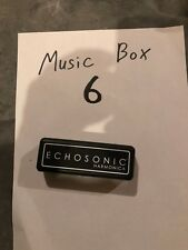 Echosonic Diatonic Harmonica with Case and Cleaning Cloth in the Key of D, EH-D