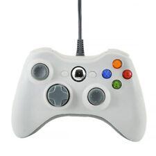 QUMOX L268U Kabelgebunden Controller für Xbox 360/PC - Weiß