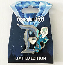 Disney Collector Pin Haunted Mansion Ghost Gus LE 3000 Disneyland 60th Anniv
