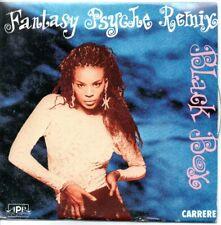 BLACK BOX FANTASY PSYCHE REMIX CD MAXI CARDSLEEVE CARRERE FRANCE