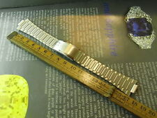 80'S OLD STOCK OMEGA (SK OEM) SPECIAL END 11-23MM SEAMASTER MEN WATCH BAND PARTS