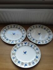 More details for three johnson brothers steak plates meadow brook