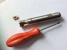 1 x  Schaftfräser 16mm/Z =2  für R390-11T3.... Wendeplatten NEU!!