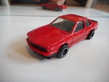 Corgi BMW 635 CSI in Red on 1:43