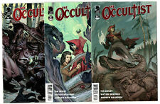 The Occultist #1-3 (2011) Dark Horse VF/NM to NM Complete Set