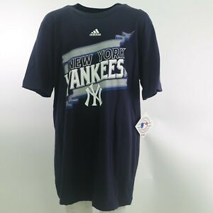 New York Yankees Official MLB Adidas Apparel Kids Youth Size T-Shirt New Tags
