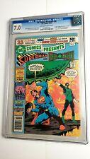 DC Comics Presents 26 CGC 7.0  1st Raven, Starfire, and Cyborg
