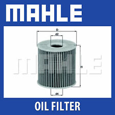 Mahle Oil Filter OX192D (fits Nissan Primera, Navara)