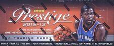2012-13 Panini Prestige Basketball Hobby Box