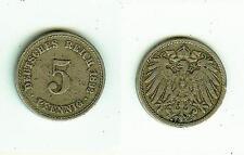 5 Pfennig 1892 A