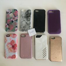 NEW iPhone Cases fit 6 / 7 / 8 LOT (Lot#3) Kate Spade Habitu Otterbox Speck