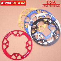 32-42t 104BCD Round Oval Chainring Chain Guard MTB Road Bike Crankset Aluminum