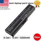 Lot 6Cell Battery PA3817U-1BRS C655 for Toshiba Satellite L655 L755