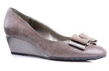 Van Dal Wedge Court Standard Width (D) Heels for Women