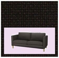 IKEA Karlstad 2-Seat Loveseat Sofa Cover Korndal Brown Tweed(Add MatesAvail!)NEW