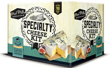 Mad Millie Fresh SPECIALTY KIT Cheese Making brie Camembert Blue Vien Neufchatel