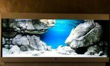 Modulo sfondo  3D copri filtro per acquario
