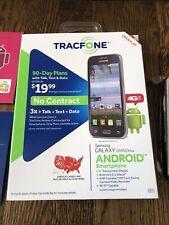 BRAND NEW Samsung Galaxy Grand Prime Black Tracfone S920L In Original Box! HSN