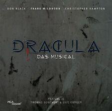 Dracula - Das Musical, Original Cast Graz, Thomas Borchert, Uwe Kröger, CD NEU!