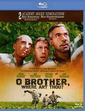 CLOONEY,GEORGE-O Brother, Where Art Thou?  Blu-Ray NEW