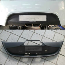 OEM Genuine Parts Rear Bumper Diffuser Matt Black for HYUNDAI 2011-2017 Veloster