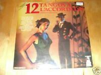 33 tours 12 tango a l'accordeon edoardo lucchina