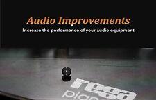 Ceramic Bearing Upgrade for Rega Planar, Goldring 1/2, NAD 533