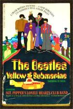 BEATLES ~ YELLOW SUBMARINE ~ NOTHING IS REAL ~ STATED 1st PRINT ~ VINTAGE PB
