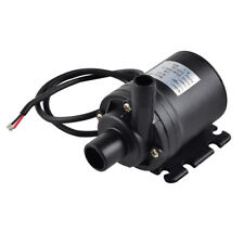 Solar or Battery Submersible Water Fountain Pump 12VOLT DC 120GPH 10ft Lift 12V