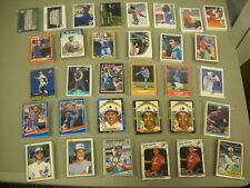 32 Montreal Expos Team Sets 1981-2000 Donruss Fleer Upper Deck Score Topps