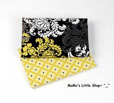 Beautiful Vera Bradley 100% Cotton Fabric (Baroque) —— 2 Matching Fat Quarters