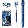 Winmau Vanguish, Blue Titanium Nitride Coated 90% Tungsten Darts in 22gram