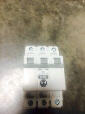 New listing Allen Bradley Manual Motor Controller 1492-Cb3 1A 3 Phase Din Rail Mini Breaker