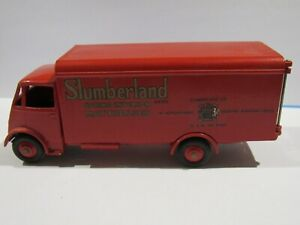1949 DINKY SUPERTOYS GUY SLUMBERLAND VAN #514-G RED