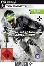 Tom Clancy's Splinter Cell: Blacklist UNCUT Uplay [NEU] [DE] [PC]