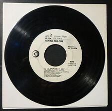 """7"""" - J.B. - ARBORE - DEPECHE MODE - IL CLARINETTO - STRIPPED - VG"""