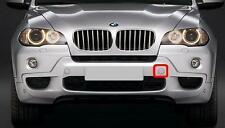 BMW NEW GENUINE X5 E70 07-10 FRONT M SPORT N/S LEFT BUMPER TOW COVER 8037269