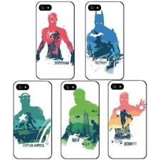 Superhero Mobile Phone Fitted Cases/Skins for iPhone 5
